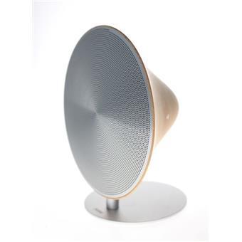 Remax RB-M23 Bluetooth reproduktor, světle hnědá