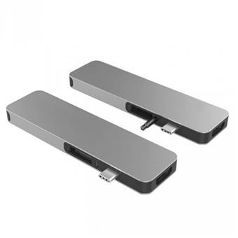 HyperDrive™ SOLO USB-C Hub - Gray