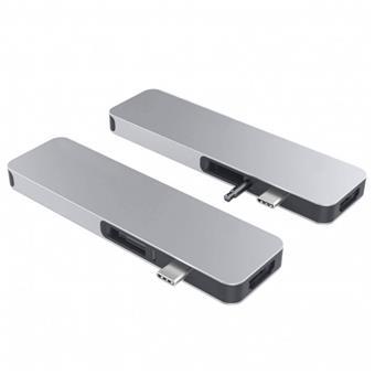 HyperDrive™ SOLO USB-C Hub - Silver