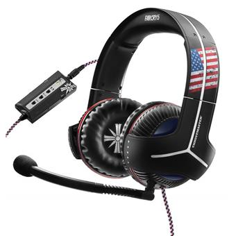 Herní sluchátka s mikrofonem Thrustmaster Y-350CPX FAR CRY 5 edice, 7.1