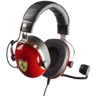 Thrustmaster Herní sluchátka Gaming Scuderia