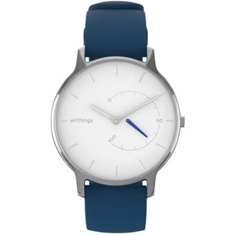 Withings Move Timeless Chic - White / Silver