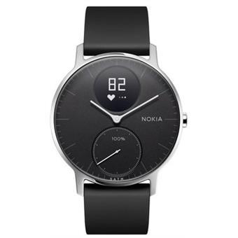 Nokia Steel HR 36mm - černá