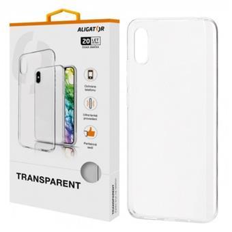 ALIGATOR Pouzdro Transparent Xiaomi Redmi 9A