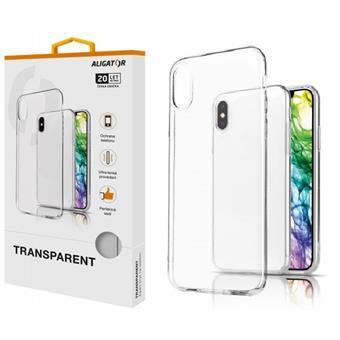 ALIGATOR Pouzdro Transparent Samsung A52 5G