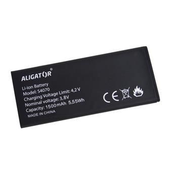 Aligator baterie S4070 DUO, Li-Ion 1500mAh bulk