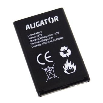 Aligator baterie A800/A850/A870/D920 Li-Ion bulk