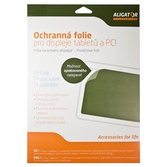 """ALIGATOR Univerz. Folie Tablet 7-8.9"""" antireflexní"""