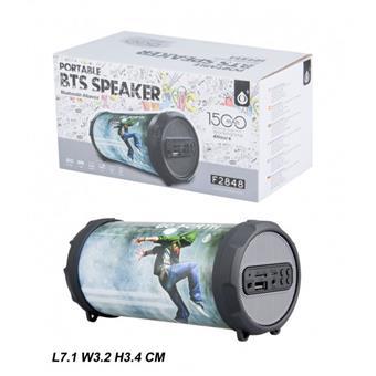 Bluetooth Portable Speaker PLUS Mini F2848, Hi-pop