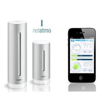 Netatmo - dodatečný interiérový modul pro meteostanici