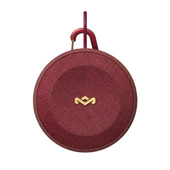 MARLEY No Bounds - Red, přenosný audio systém s Bluetooth