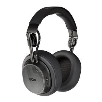 MARLEY Exodus ANC Bluetooth® 5.0, sluchátka přes hlavu s ovladačem a mikrofonem