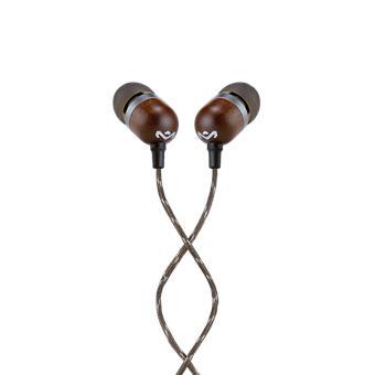 MARLEY Smile Jamaica Wireless 2 - Signature Black, bezdrátová sluchátka do uší s mikrofonem