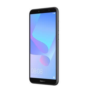 Huawei Y6 Prime 2018 DS black