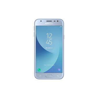 Samsung Galaxy J3 SM-J330 Silver Blue DualSIM