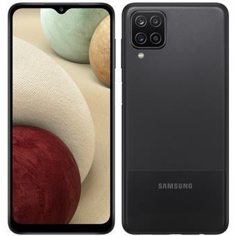 Samsung Galaxy A12 SM-A125 Black 3+32GB  DualSIM