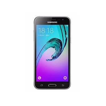 Samsung Galaxy J3, Black, Dual Sim