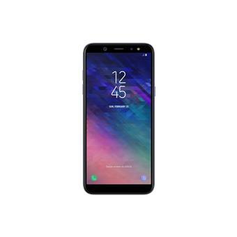Samsung Galaxy A6  SM-A600 fialový - výprodej