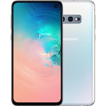 Samsung Galaxy S10e SM-G970 128GB Dual Sim, White - Akční cena!