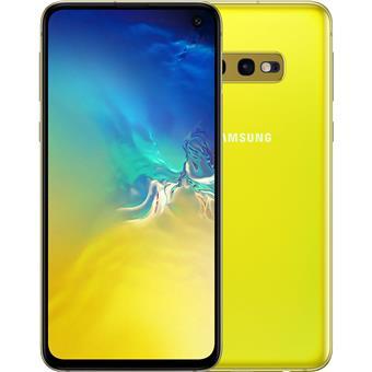 Samsung Galaxy S10e SM-G970 128GB Dual Sim, Yellow - Novinka skladem