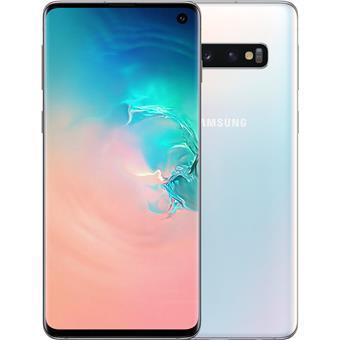 Samsung Galaxy S10 SM-G973 128GB Dual Sim, White - Black Friday