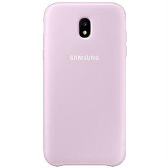 Samsung Dual Layer Cover J3 2017,  pink