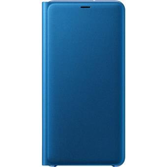 Samsung Flipový kryt pro Galaxy A7 2018 Blue