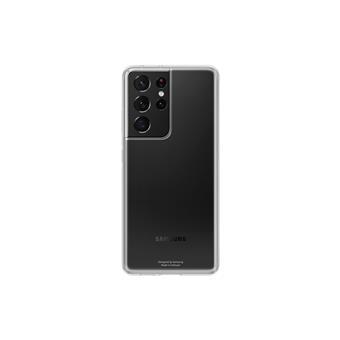 Samsung Průhledný zadní kryt pro S21 Ultra Transparent