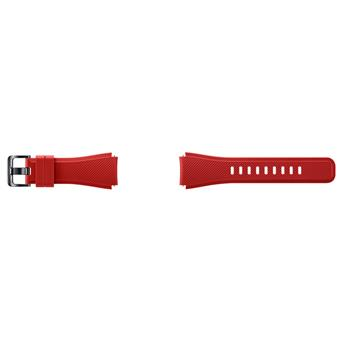 Samsung výměnný pásek silikon 22mm, Orange Red
