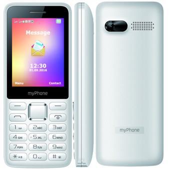 TELEFON myPhone 6310 BÍLÝ