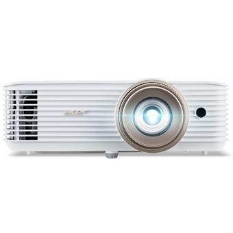 Acer DLP V6520 - 2200Lm, FullHD, OSRAM, HDMI, VGA, RS232, USB, reproduktory, bílý