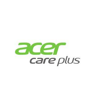 ACER prodloužení záruky na 3 roky CARRY IN, projektory, elektronicky