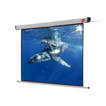 Elektrické projekční plátno NOBO, 240x180cm (4:3)