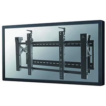 """Newstar nastěnný držák na obrazovku 32-75"""", 70 kg, VESA 200x200 až 600x400 mm,  černý"""