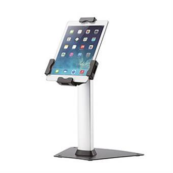 NewStar stojan na tablet / telefon nosnost 1kg, stříbrný