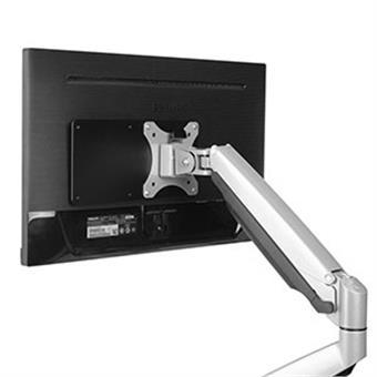 NewStar tenký držák pro PC monitor nosnost 3kg, černý, VESA 50,100 a 150
