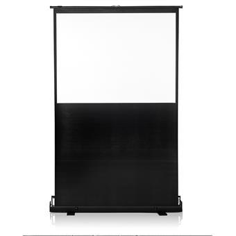 """4World Projekční plátno podlahové 203x152 100"""" 4:3"""