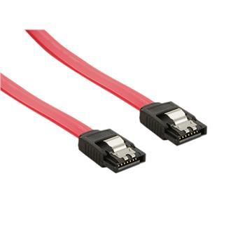 4World Kabel SATA3 7pin F - SATA3 7pin F západka 60cm