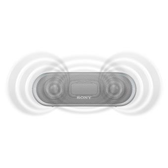 Sony bezdr. reproduktor SRS-XB20 ,BT/NFC,bílý