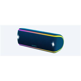 Sony bezdr. reproduktor SRS-XB31 ,BT/NFC,modrý