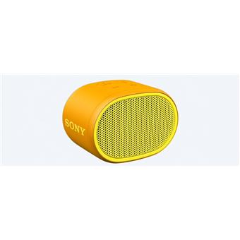 Sony bezdr. reproduktor SRS-XB01 ,BT,žlutý