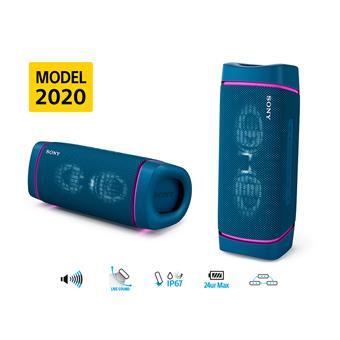 Sony bezdr. reproduktor SRS-XB33 modrá