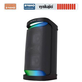Sony bezdr. reproduktor SRS-XP500, černá