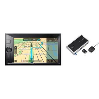 Sony autorádio XNV-KIT651 dot.displayBT/NFC,CD/DVD