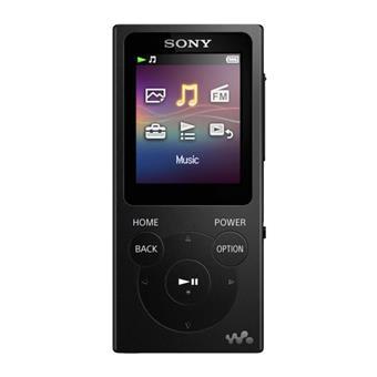 Sony MP4 4GB NWZ-E393 černá
