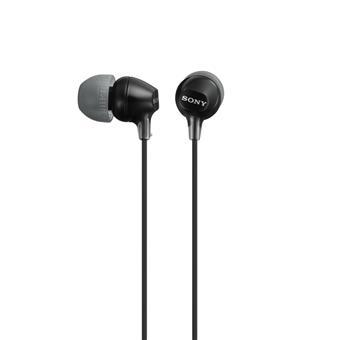 SONY sluchátka MDR-EX15LP, černé