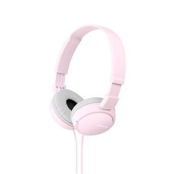 SONY sluchátka MDR-ZX110 růžové