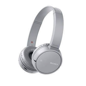 SONY sluchátka MDR-ZX220BT bezdr. HF, NC, šedá