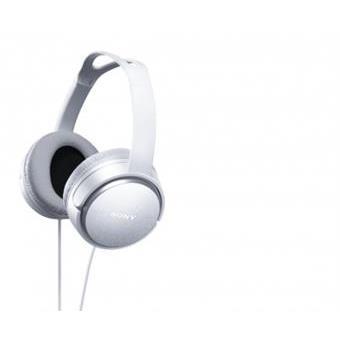 SONY HiFi sluchátka MDR-XD150 bílá