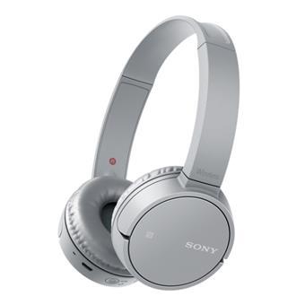 SONY sluchátka WHCH500H.CE7 bezdr.,šedá
